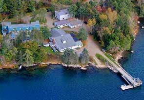 Darling marine center - The Marine Laboratory of the University of Maine