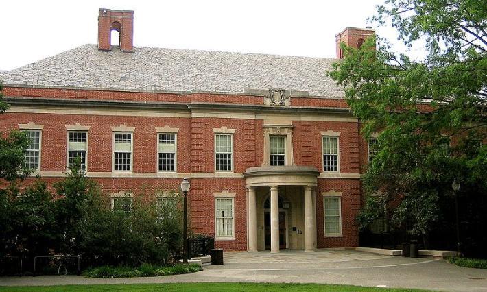 Hudson Hall at Duke University