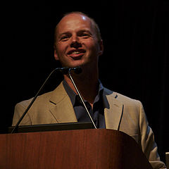 Udacity co-founder Sebastian Thrun