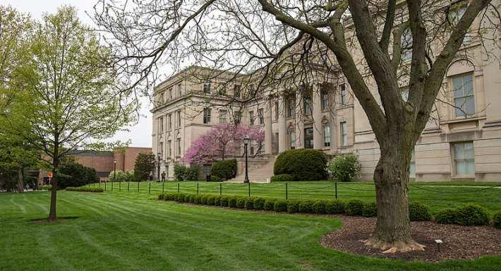 University of Iowa, Schaeffer Hall