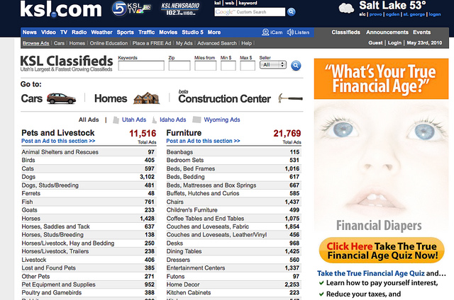 KSL Classifieds Jobs System: How to Find the Perfect U.S. Job