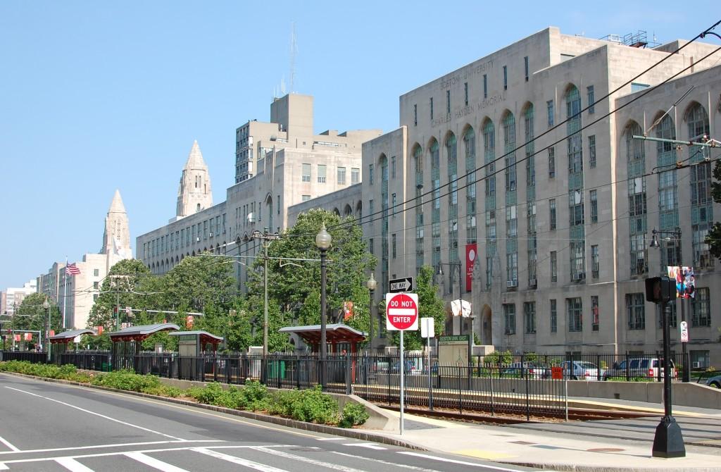Boston university college of arts and sciences