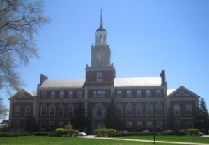 Howard University Founder's Lilbrary