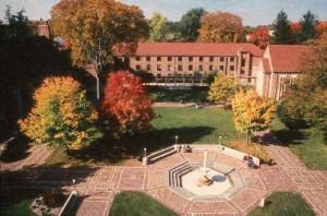 Cranbrook school quad