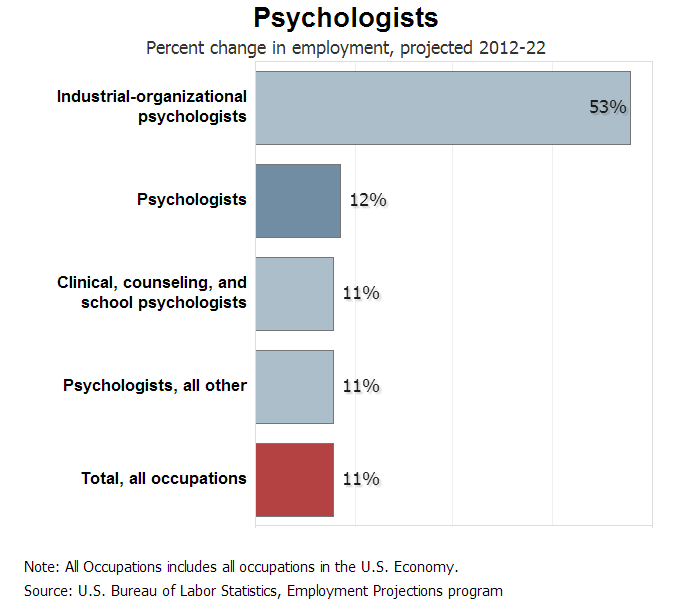 Professional Career as an Industrial-Organizational Psychologist