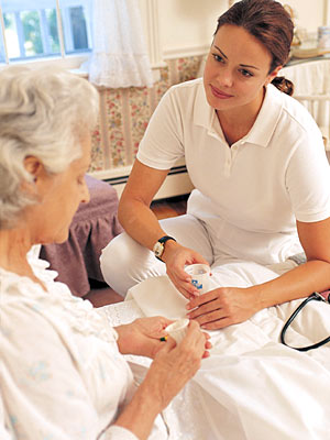 How to Become A Personal Care Aide