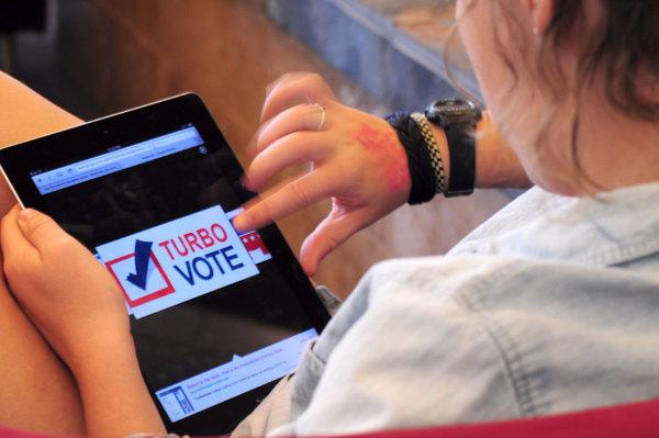 The New Partnership Between TurboVote and Ohio Universities Simplifies Student Voting