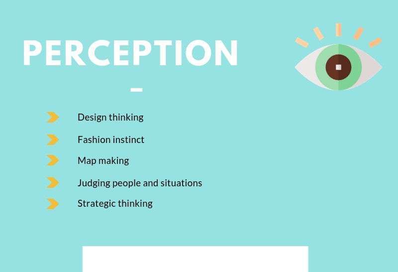perception info graphics