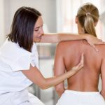 medical check shoulder physiotherapy center